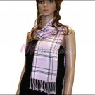 Light Cashmere Feel Scarf  <br>#8109-1