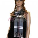 Light Cashmere Feel Scarf  <br>#8099