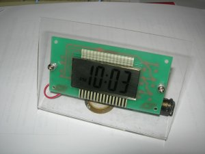 Simple Bony Digital Alarm Clock
