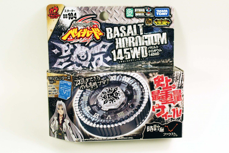 BB-104 Basalt Horogium 145WD