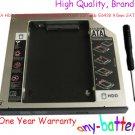 2nd SATA HDD Hard Disk Drive caddy for Dell Latitude E6430 9.5mm SATA