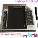 SATA 2nd Hard Drive HDD caddy for Sony Vaio SVS 13 SVS13A2X9ES UJ8A7 UJ8D3