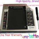 2nd SATA HDD Hard Disk Drive caddy for Dell Latitude E6410 E6420