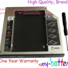 2nd SATA Hard Drive HDD SSD Caddy for Asus X64JV X64JV-JX084V X64JV-JX065V X64VG