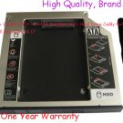 New 12.7mm SATA to SATA 2nd HDD SSD Hard Drive Caddy for Dell Alienware 18 17