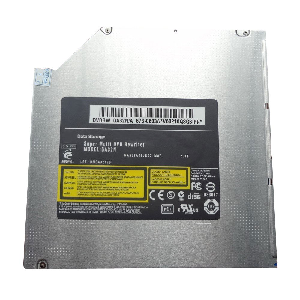 Dell slot load dvd problems