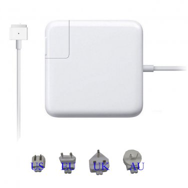 "AC Power Adapter Charger For Apple MacBook Pro 15"" Magsafe 2 85W A1424 Retina A1398 2012 2013 2014"