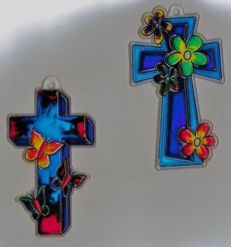 Multi Colored Suncatchers
