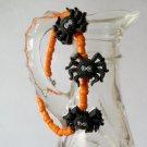 Halloween Spider Bracelet