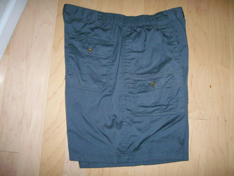 Men's Cargo Pants Gunmetal Gray XL
