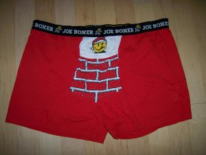 Men's Volley Shorts XXL Red Joe Boxer