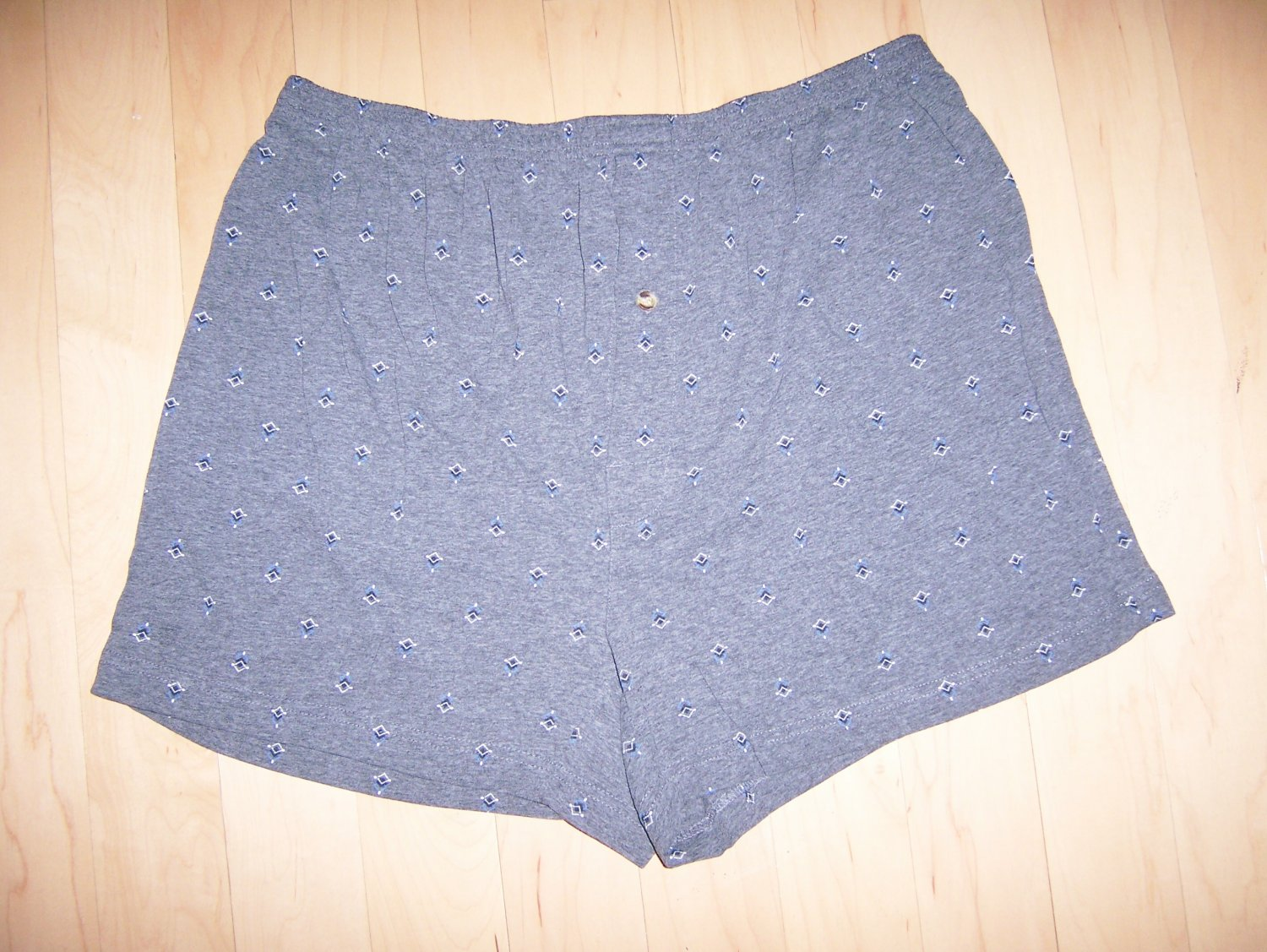Men's Volley Shorts Gray XL