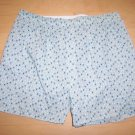Men's Volley Shorts Fruit Of The Loom XL Light Blue