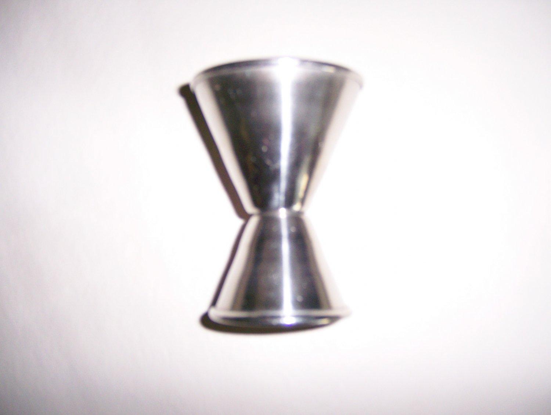 Shot Glass Stainless Steel 1 oz & 2 Oz