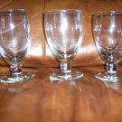 Set Of Three Beverage Glasses BNK136
