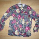 Blouse Floral Print Medium
