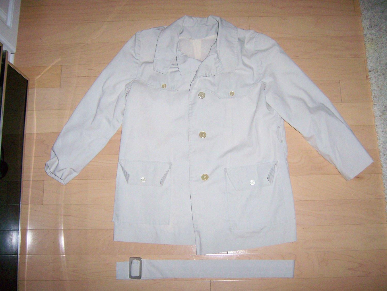 Ladies Jacket Light Tan Size 10 BNK148