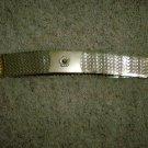 Gold Stretch Expansion Belt 24-34 BNK149