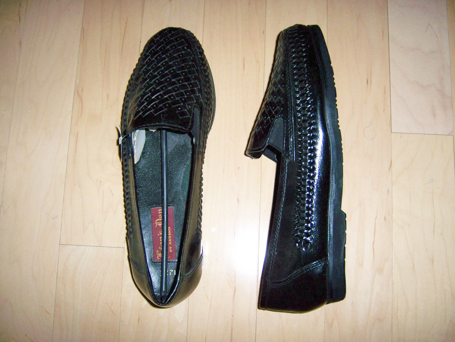 Black Loafers by Lion's Den Size 12EEE BNK167