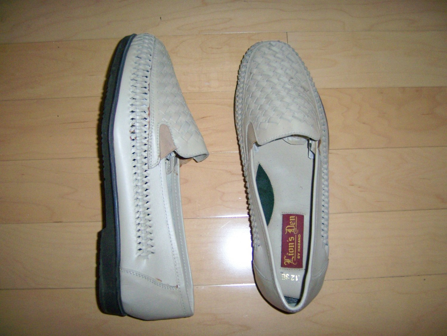Men's Loafers By Lion's Den Size 12EEE BNK168