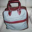 Bowling Bag Red/Gray Very Roomy BNK172