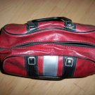 Red/Gray Bowling Bag BNK173