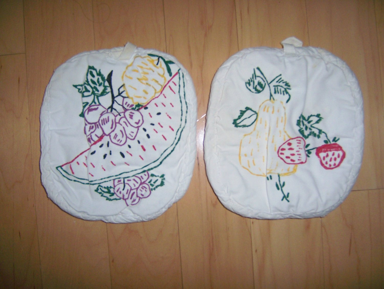 Pair Pot Holders BNK192