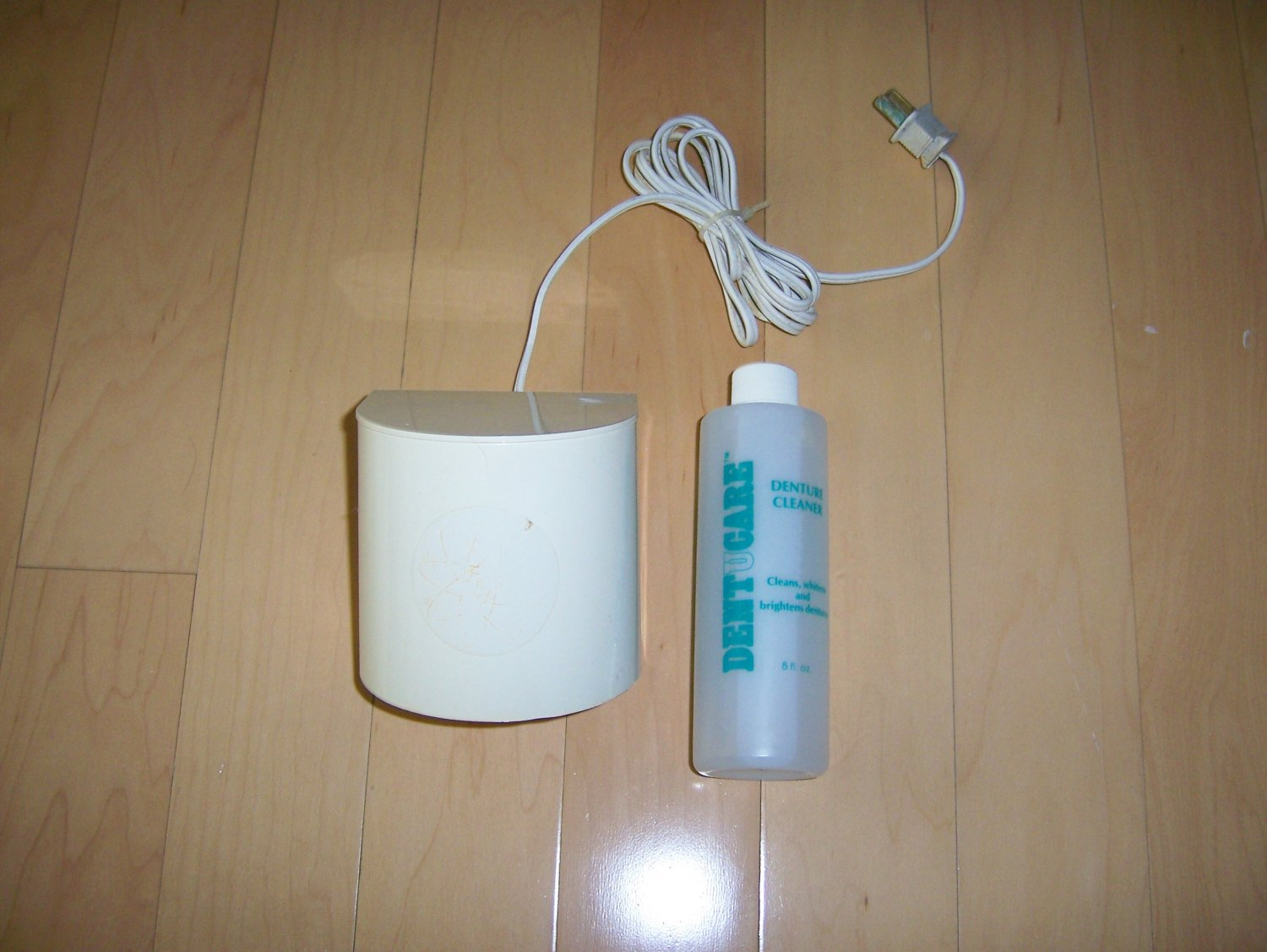 Denture Cleaner Electric Sonic BNK243