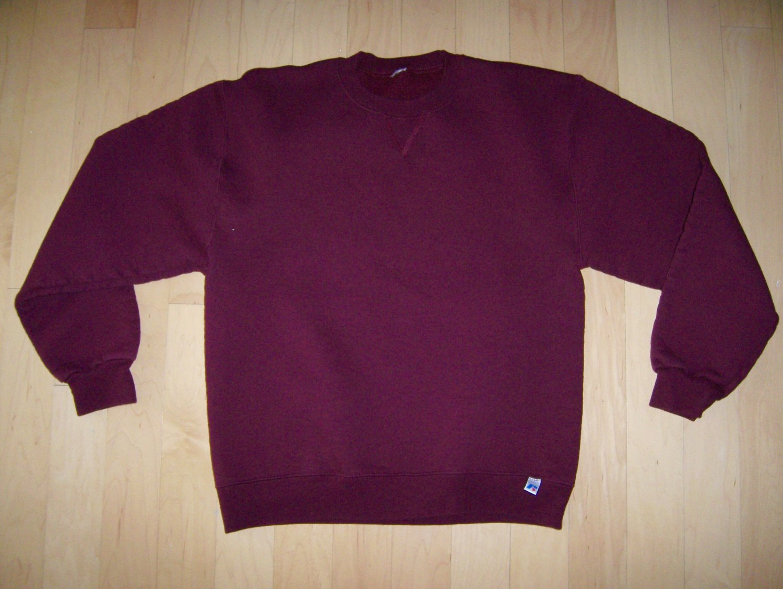Sweatshirt Marroone Size L  BNK248