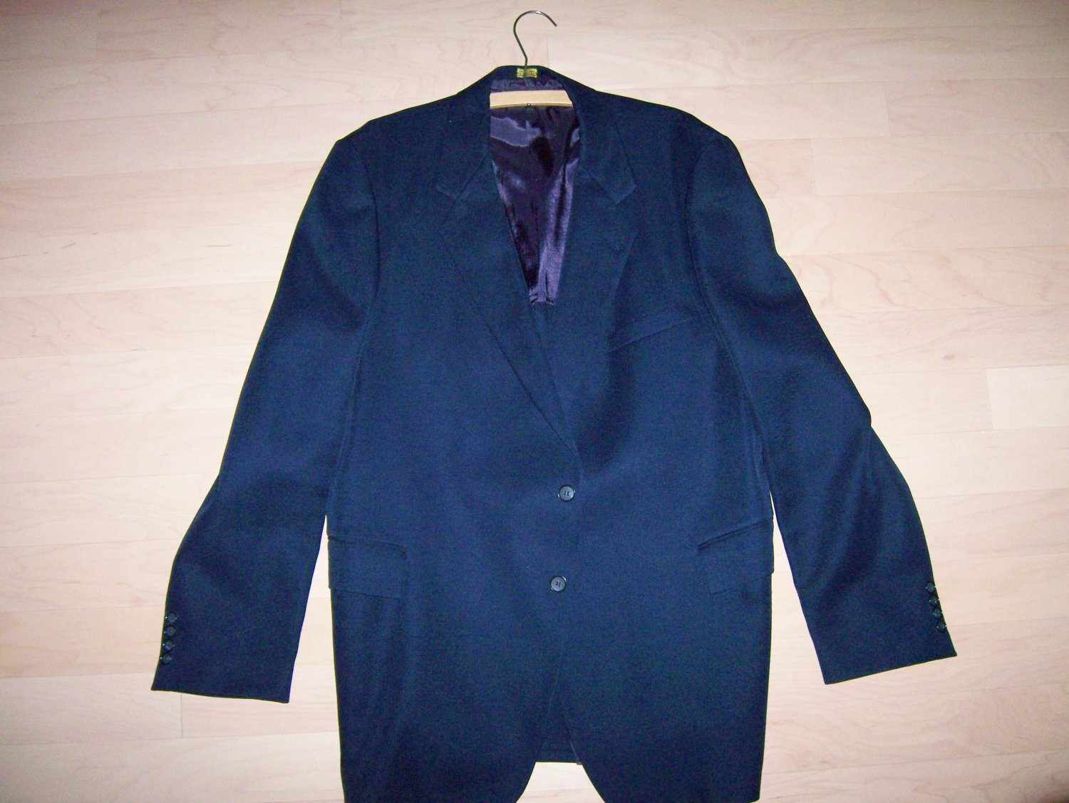 Blazer/Sports Coat Navy Size 44 Long BNK262
