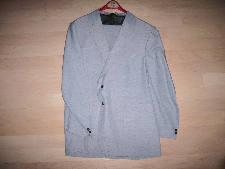 Men's Tan Suit Size 44 Long BNK271