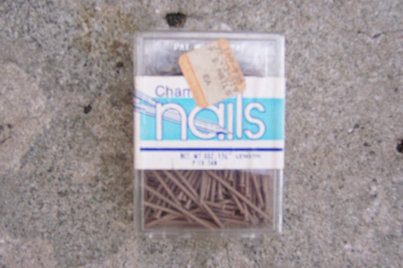 Finishing Nails 1 5/8 Tan BNK310