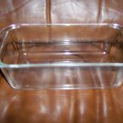 Pyrex Loaf Pan Oven or Microwave BNK337