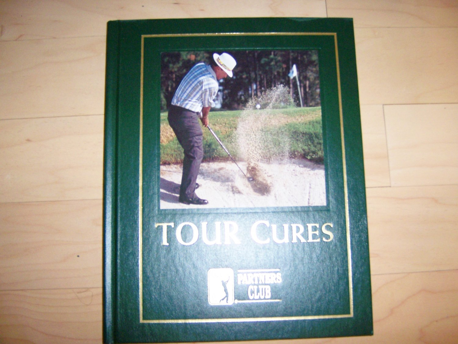 Tour Cures In Golf  BNK561