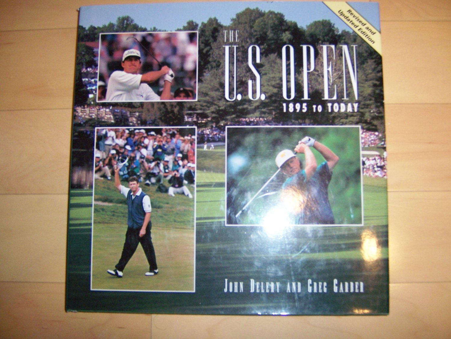 Golf US Open 1895-1998 by USGA    BNK564