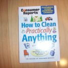 How To Clean Practically Everything   BNK569