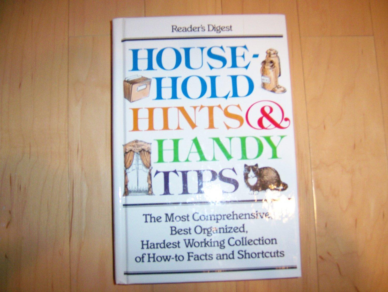Household Hints & Handy Tips  BNK571