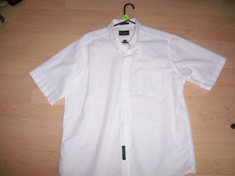 Men's Short Sleeve Shirt by Golf Trader  17 1/2 BNK593