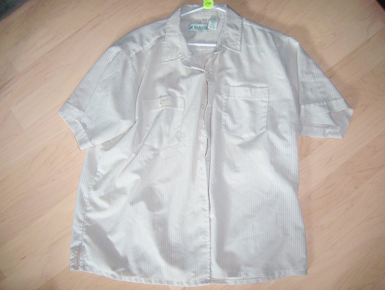 Men's Short Sleeve Shirt by Haband BNK601