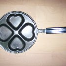 4 Heart Shaped Partitioned Pan BNK625