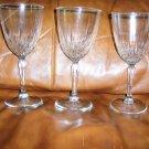 Wine Goblets  Set Of Six BNK648