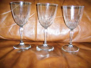 Wine Goblets  Set Of Six BNK648