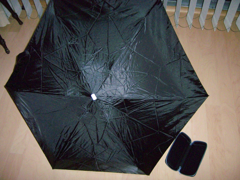 "Umbrella Black 30"" Coverage BNK676"