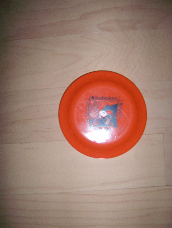 "Frisbee 5"" Orange BNK682"