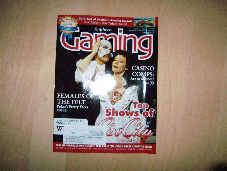 Southern Gaming Magazine July 2010 BNK683