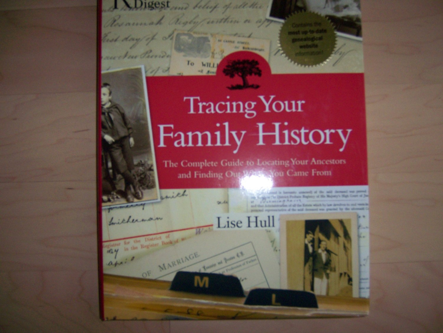 Tracing Your Family History Albumn BNK691