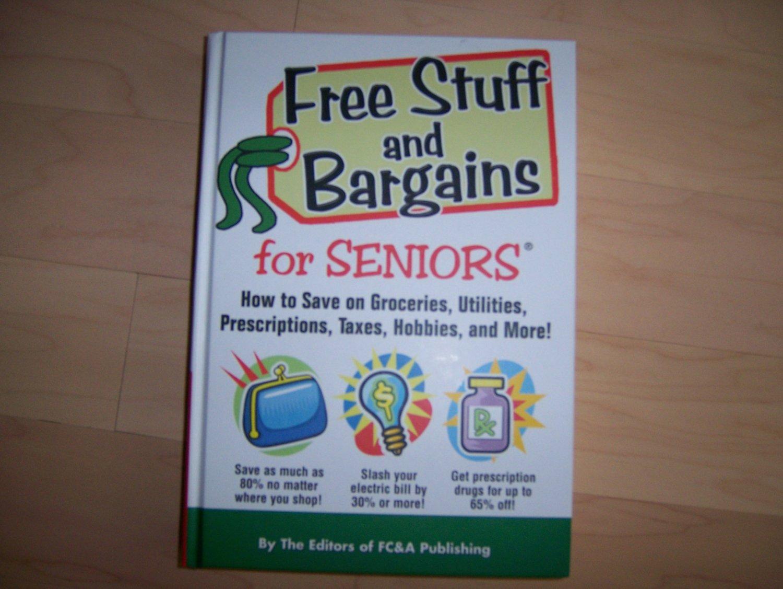 Free Stuff & Bargains For Seniors BNK693