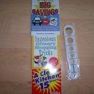 Big Savings-Clean Kitchen-Grocery Shopping Tricks BNK696