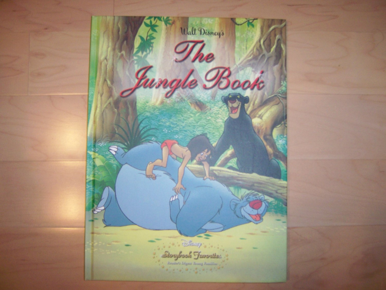 "Walt Disney The Jungle"" BNK698"