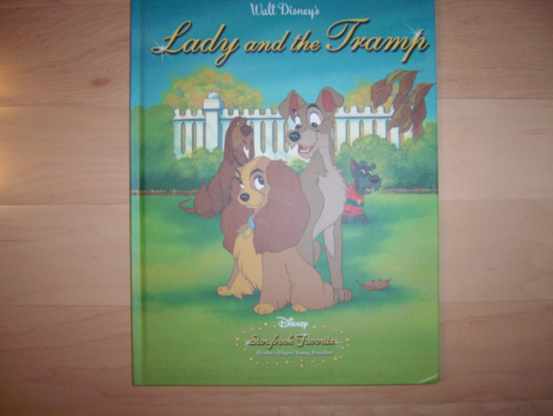 "Walt Disney's ""The Lady & The Tramp"" BNK699"